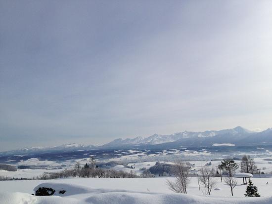 上富良野の風景
