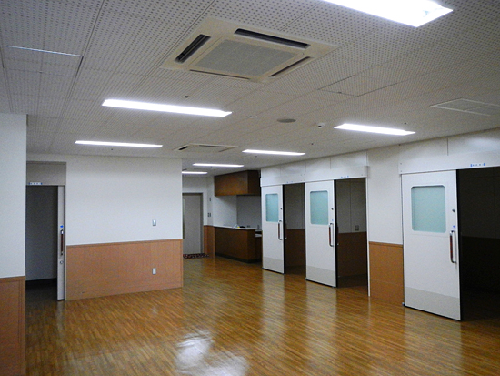 旭川医科大学特殊診療棟完成