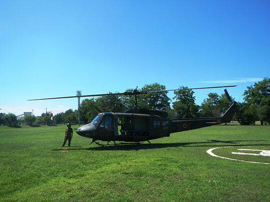 UH-1多用途ヘリコプター