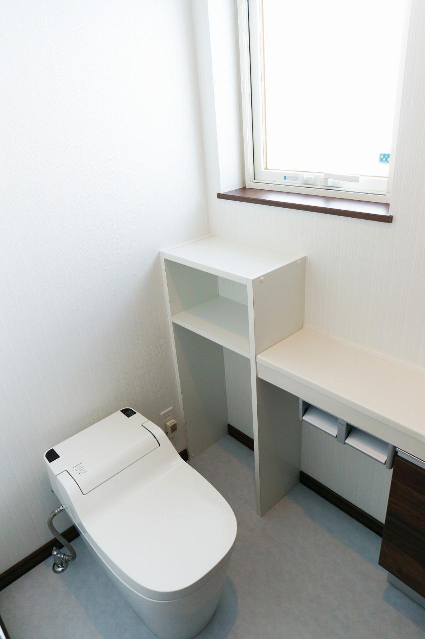M様邸・1階トイレ