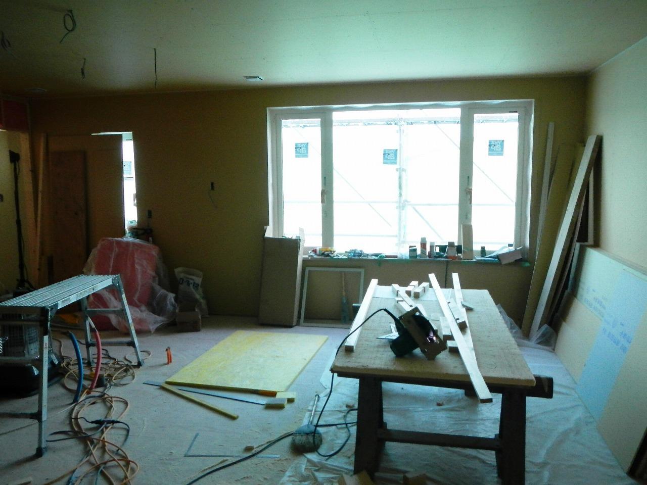 2階・キッチン、リビング