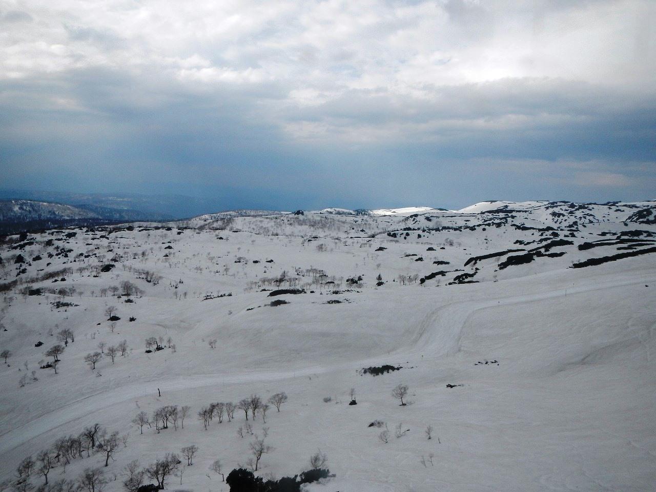 大雪山旭岳・山頂