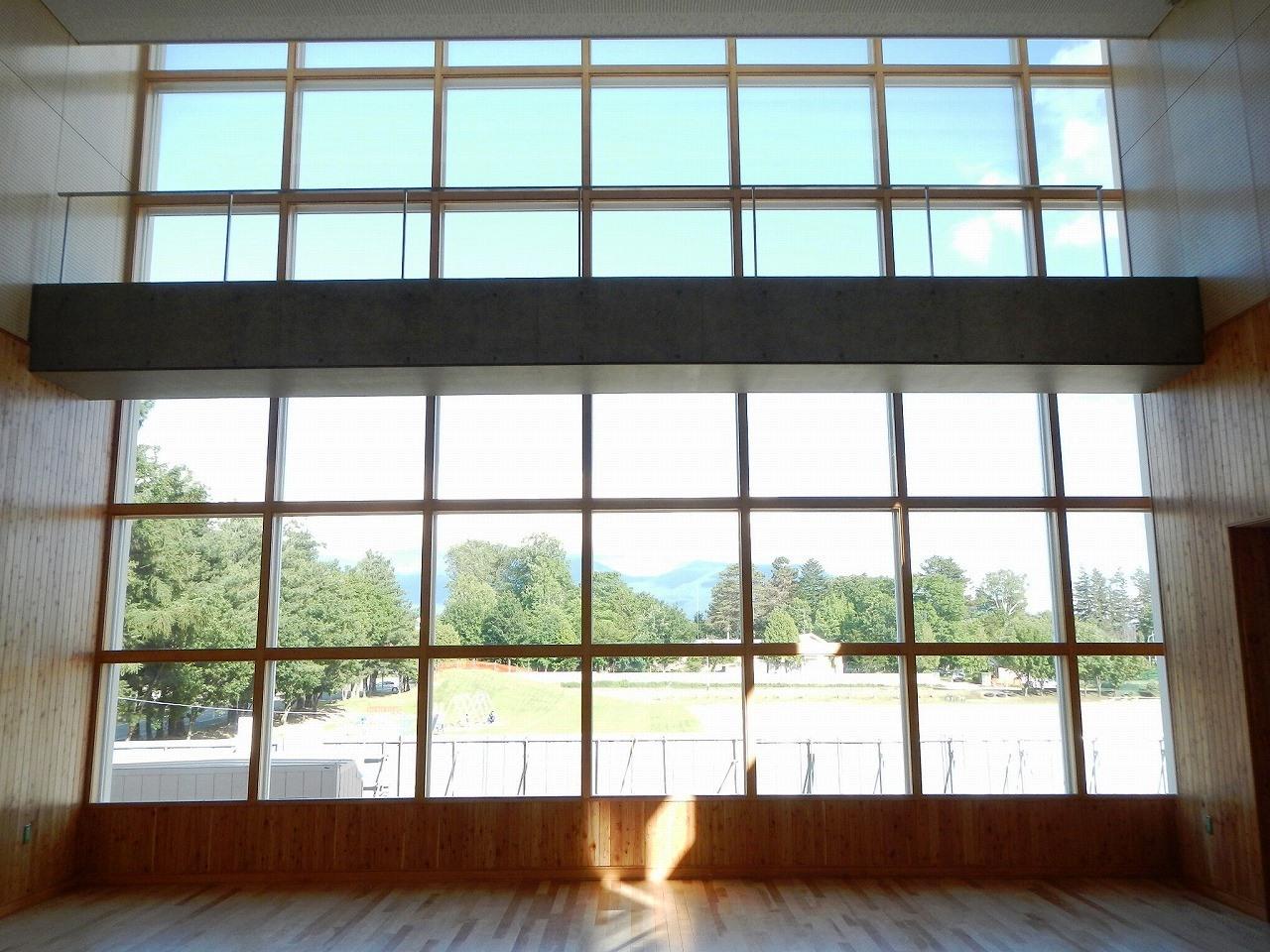 2階・展望ホール