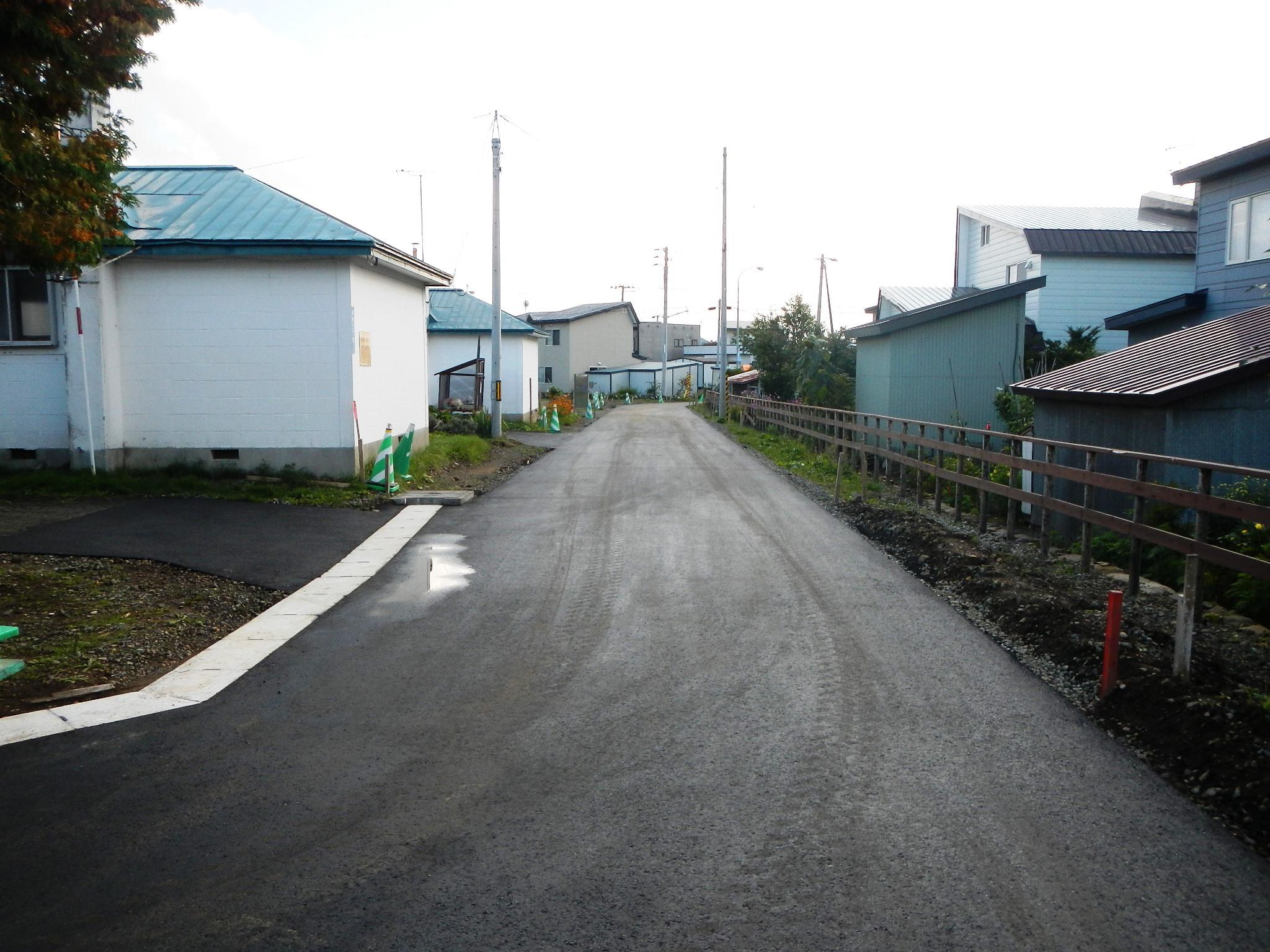 道路完成2