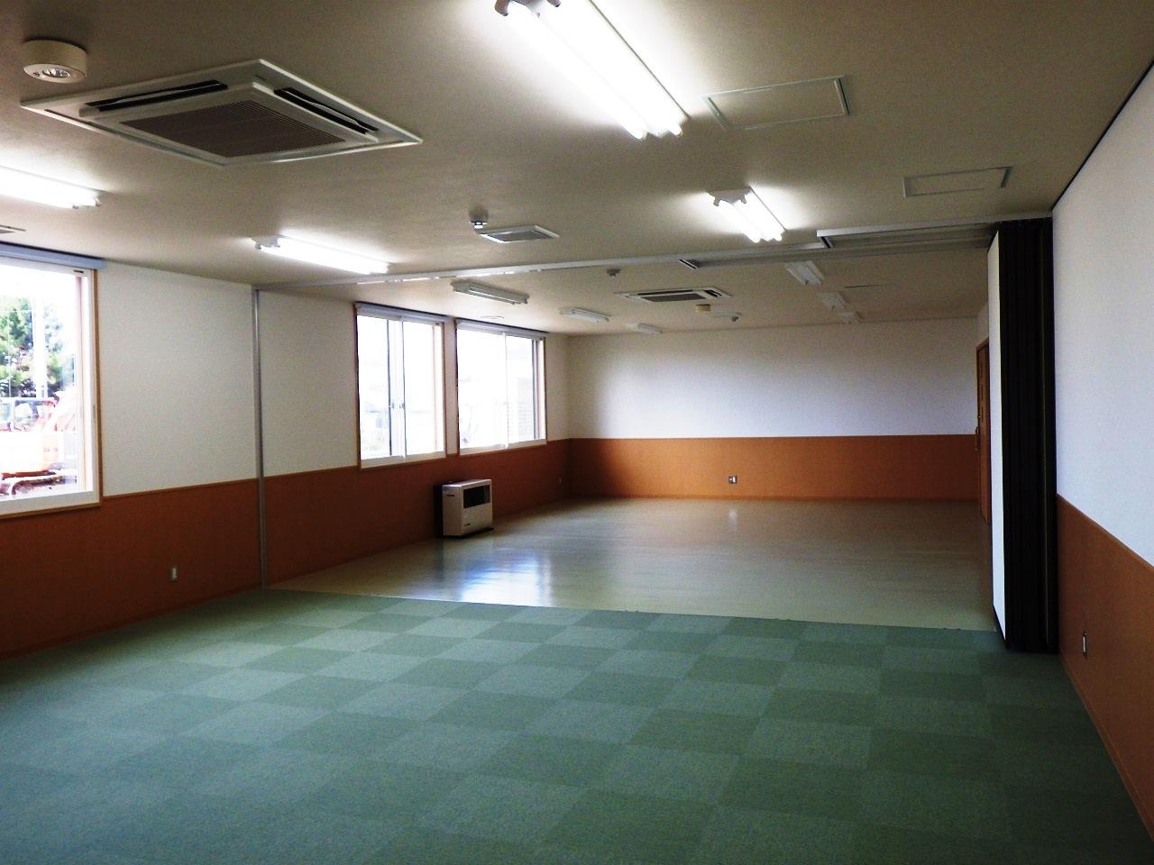 北の峯学園・訓練作業室